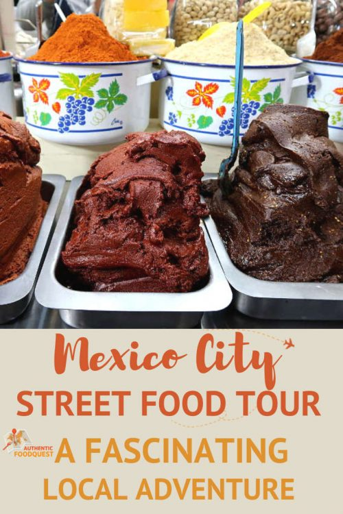 Pinterest Mexico City Street Food Tour with Urban Adventures by AuthenticFoodQuest