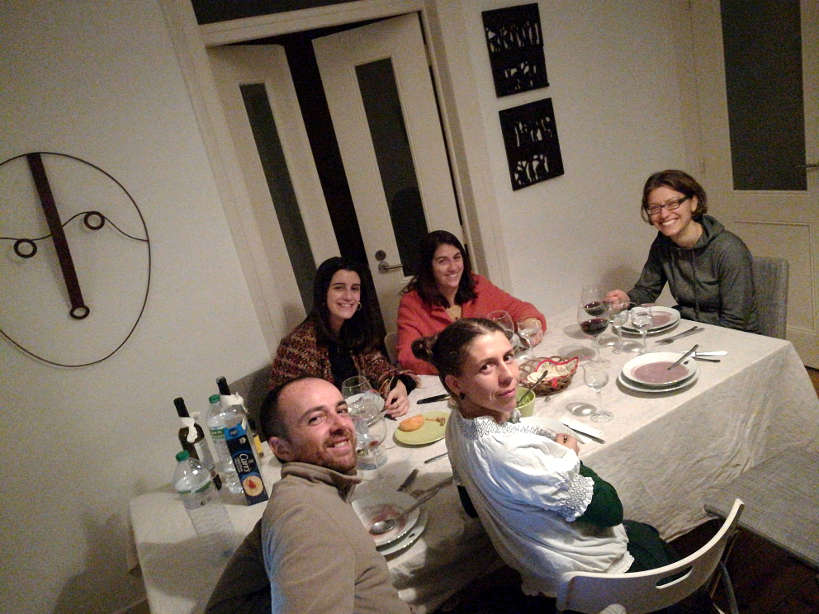 Eatwith a Portuguese family in Lisbon by Authentic Food Quest for Lisbon food tours