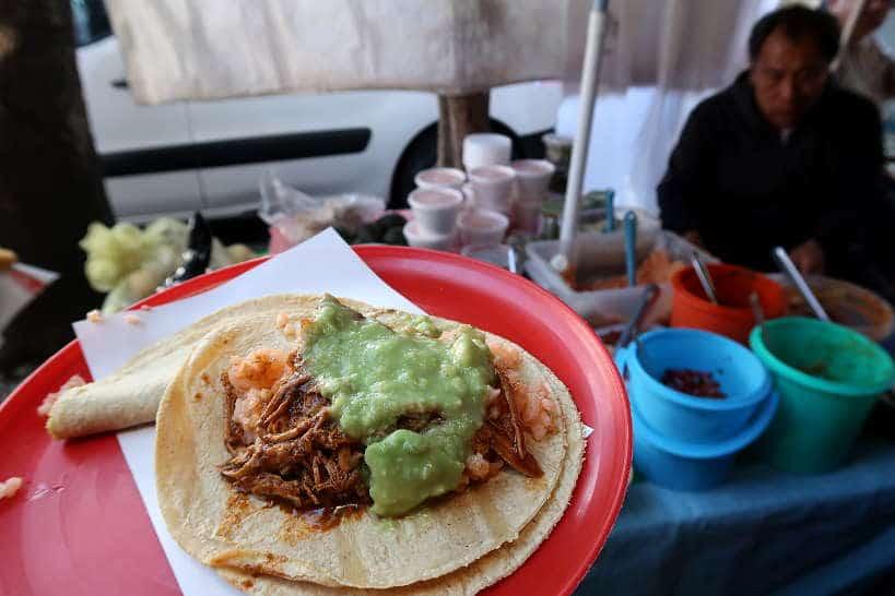 Tacos de Guisado in Mexico City by AuthenticFoodQuest