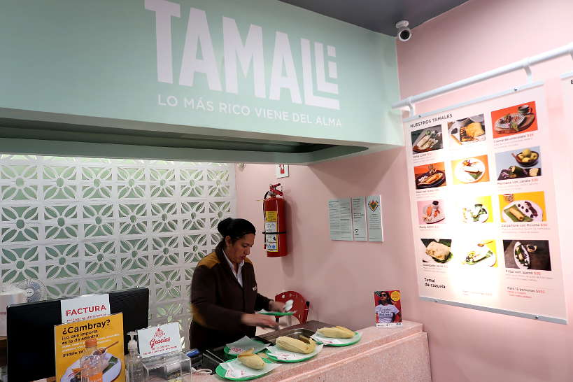 Tamalli for the best tamales in Mexico City by AuthenticFoodQuest
