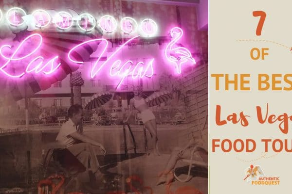 Flamingo Hotel visit at one of the Best Las Vegas Food Tours by AuthenticFoodQuest