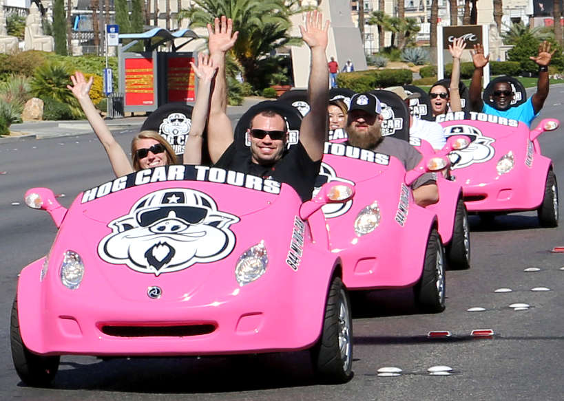 Hog Car Tours in Las Vegas Food Tours by AuthenticFoodQuest