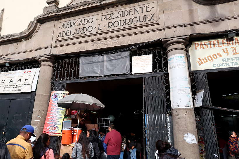 Mercado Alebrado Rodriguez Mexico City Markets by AuthenticFoodQuest