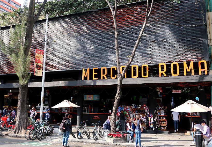 Mercado de Roma a Mexico City Market by AuthenticFoodQuest