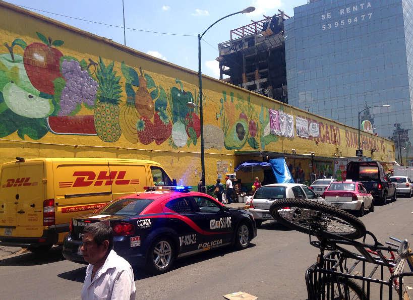 Mercado de San Juan a Food Market in Mexico City photo credit ProtoplasmaKid