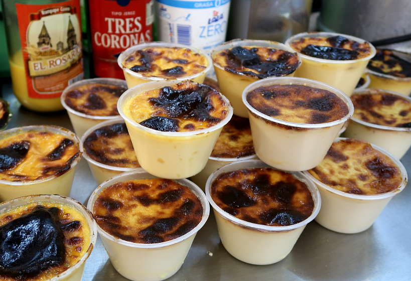 Jericalla dessert one of the most famous Guadalajara foods by Authentic Food Quest