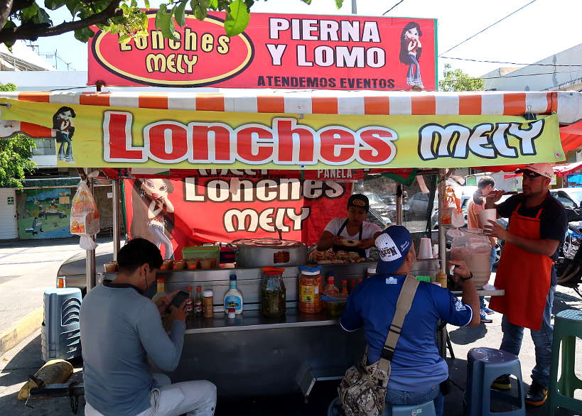 Lonches Mely Guadadalajara by AuthenticFoodQuest