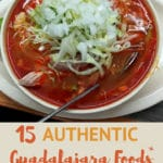 Pozole a typical food in Guadalajara by Authentic Food Quest