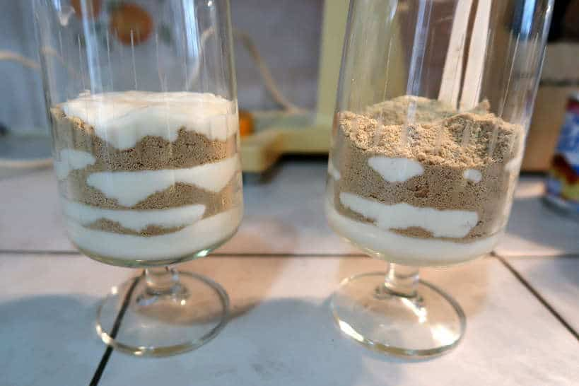 Layers Portuguese Sawdust Pudding by Authentic Food Quest