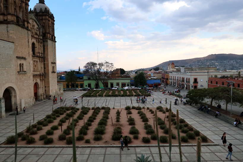 Oaxaca City by AuthenticFoodQuest