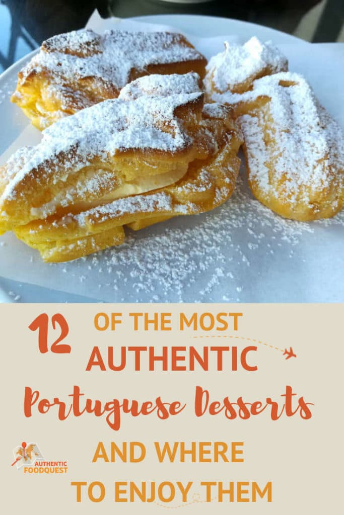 Portuguese Desserts by AuthenticFoodQuest