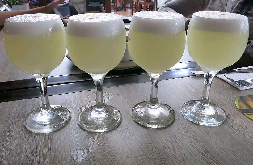 Pisco Sour Recipe by AuthenticFoodQuest