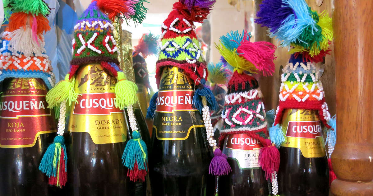 Peruvian Beers traditional Drinks in Peru by AuthenticFoodQuest