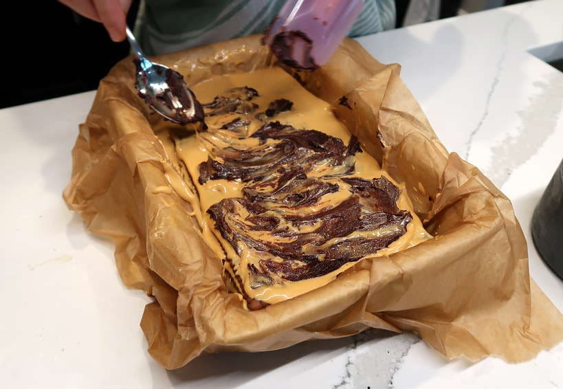 chocolate layer of chocotorta recipe by Authentic food quest