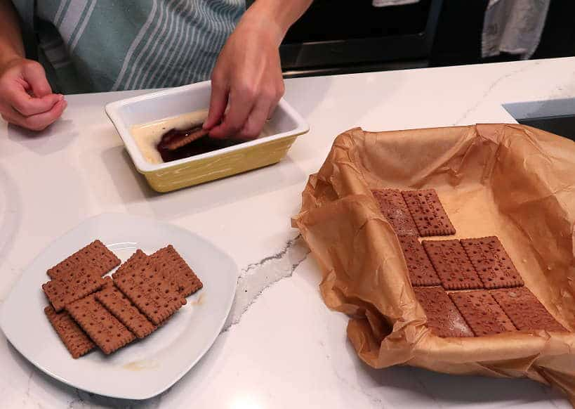 chocolina cookies chocotorta argentina by Authentic Food Quest