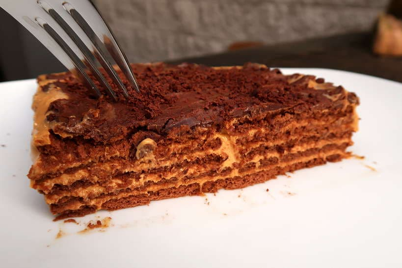 Chocotorta Argentina Recipe by Authentic Food Quest