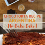 Pinterest Chocotorta Argentina recipe by Authentic Food quest