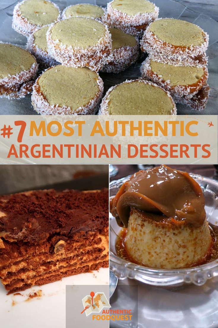 Argentinian Desserts by AuthenticFoodQuest