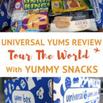 Yummy World Snacks Univeral Yums Review by AuthenticFoodQuest