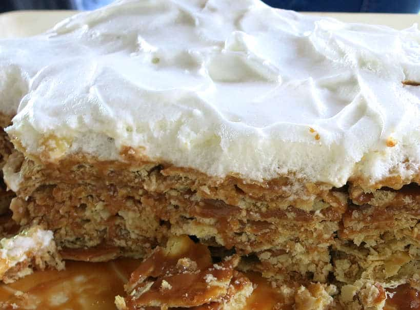 Rogel Cake Traditional Argentinian Dessert by AuthenticFoodQuest