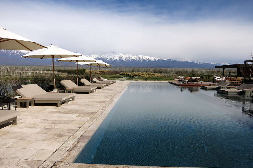 The Vines Resort And Spa, Uco Valley, Mendoza, Argentina by AuthenticfoodQuest
