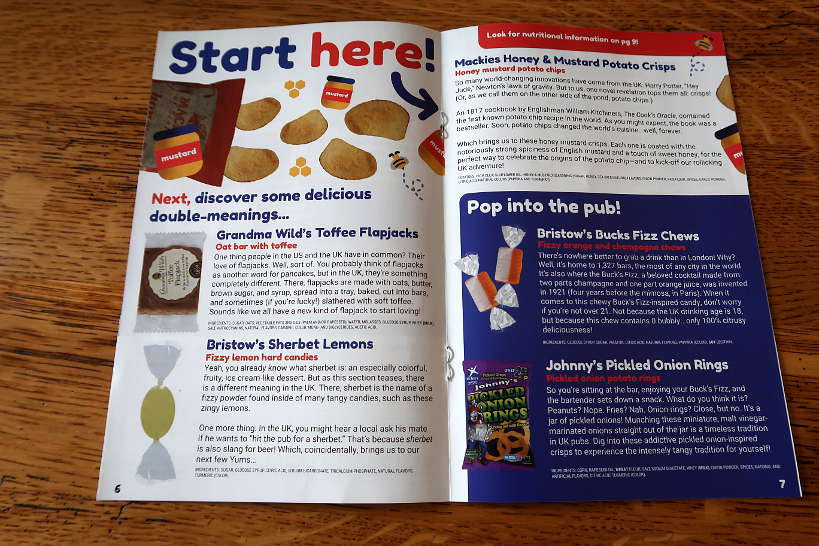 Universal Yums Booklet by Authentic Food Quest Start here for Universal Yums Review