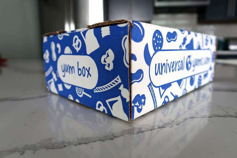 Universal Yums Box by Authentic Food Quest