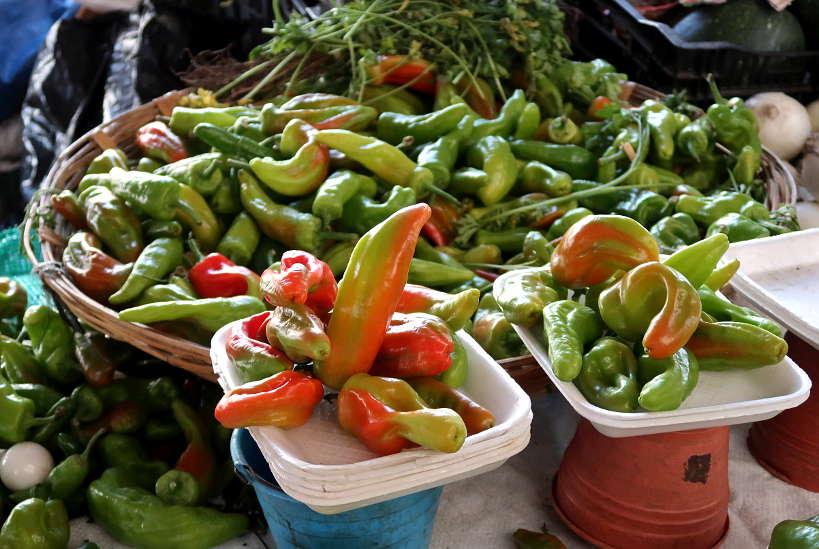 Chile de Agua at Mercado de Abastos Oaxaca by Authentic Food Quest