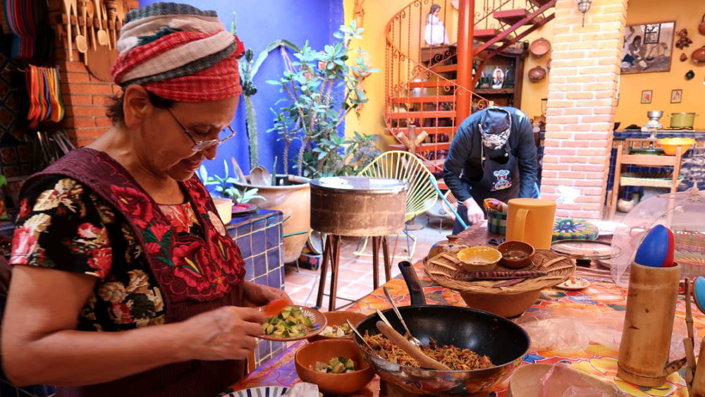 Cooking Class Oaxaca La Cocina Oaxaquena by Authentic Food Quest