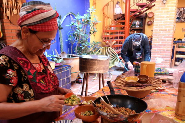 Cooking Class Oaxaca La Cocina Oaxaquena by Authentic Food Quest
