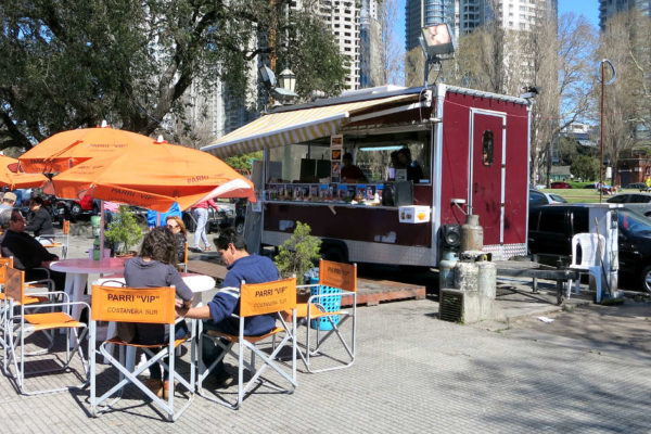Eating Argentinian Street Food in Buenos Aires by Authentic Food Quest