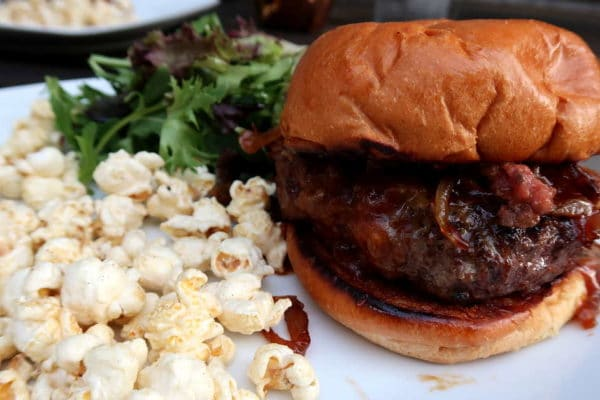 Truffle Wagyu Beef Burger Featured Image by Authentic Food Quest