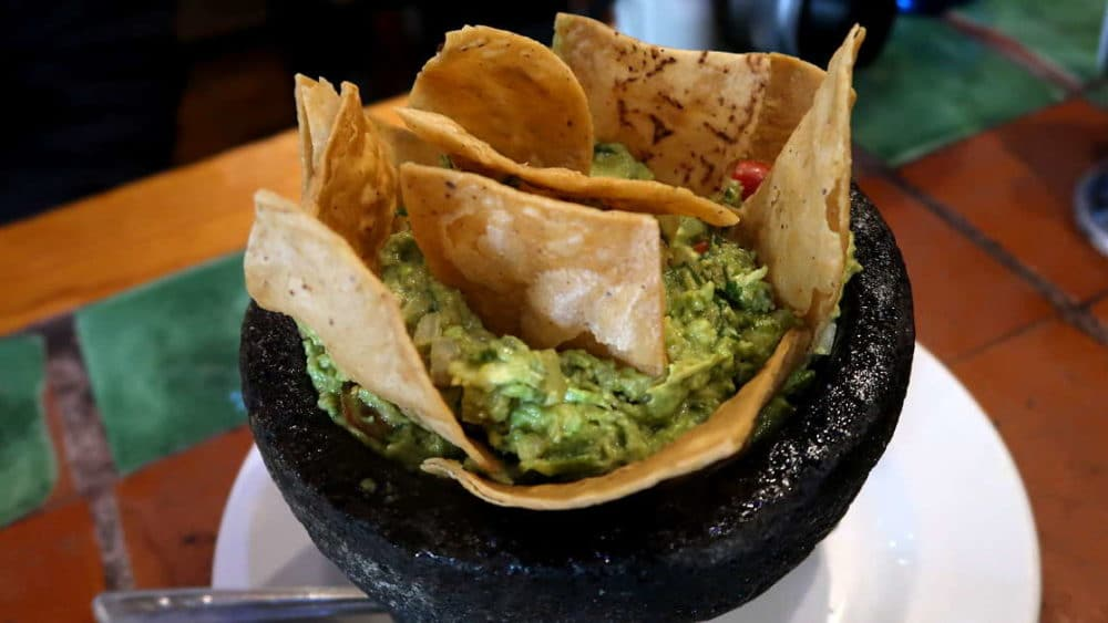 Authentic Mexican Guacamole Recipe by AuthenticFoodQuest