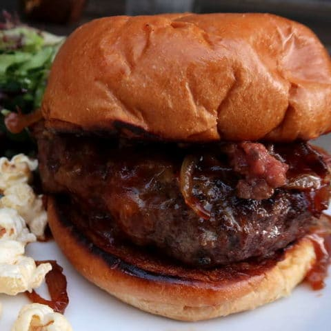Truffle Wagyu Beef Burger Recipe by AuthenticFoodQuest