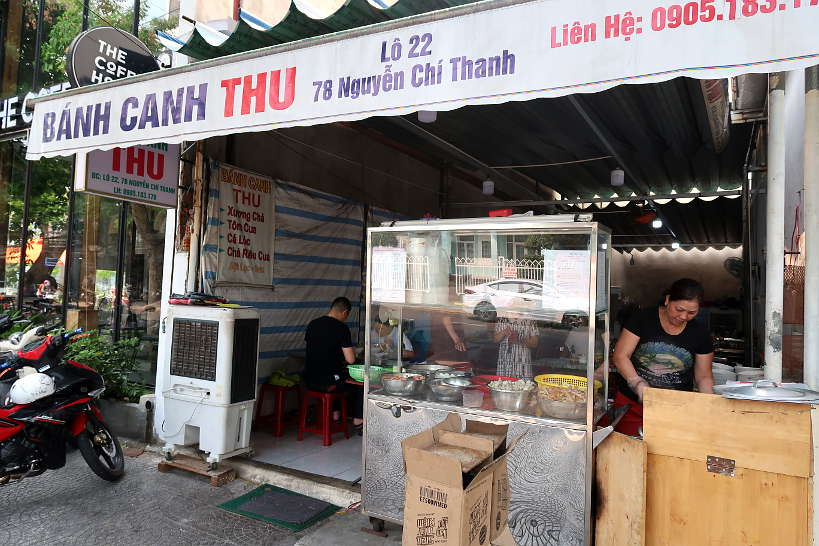 Banh Canh Thu one of the Best Places to Eat in Danang by AuthenticFoodQuest