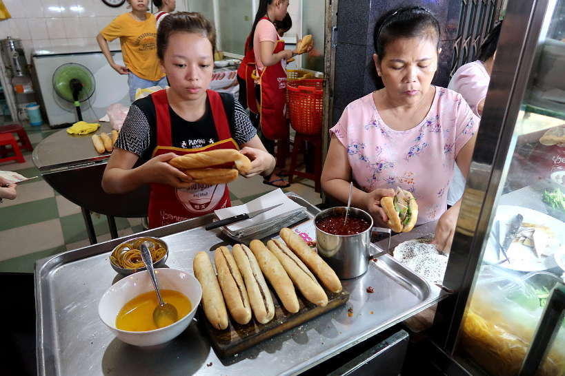 Banh Mi Ba Lan Best Place to Eat Banh Mi inDanang by AuthenticFoodQuest