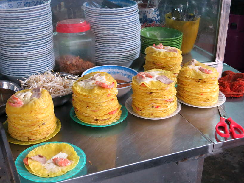 Banh Xeo Ready to be eaten Food in Danang by AuthenticFoodQuest