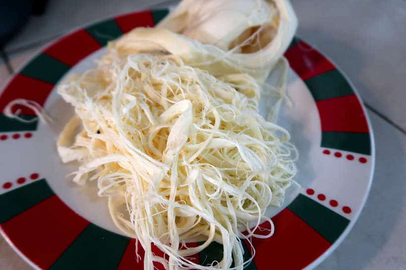 Oaxaca quesillo cheese by Authentic Food Quest