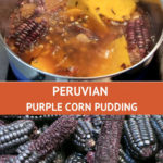 Pinterest Mazamorra Morada Recipe by Authentic Food Quest