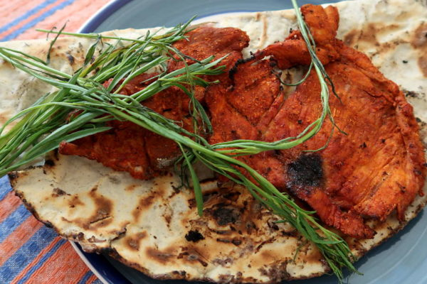 Tlayudas Recipe Oaxca Mexico by Authentic Food Quest