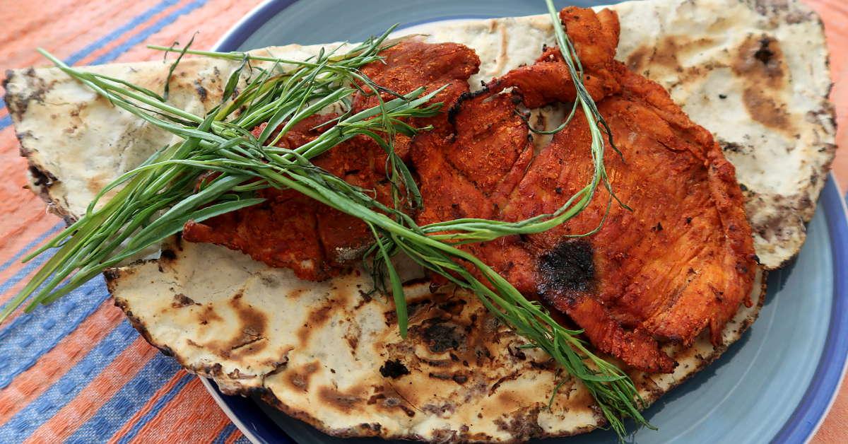 Tlayudas Recipe Oaxca Mexico by Authentic Food Quest