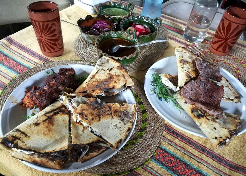 Tlayudas El Negro Oaxaca by Authentic Food Quest