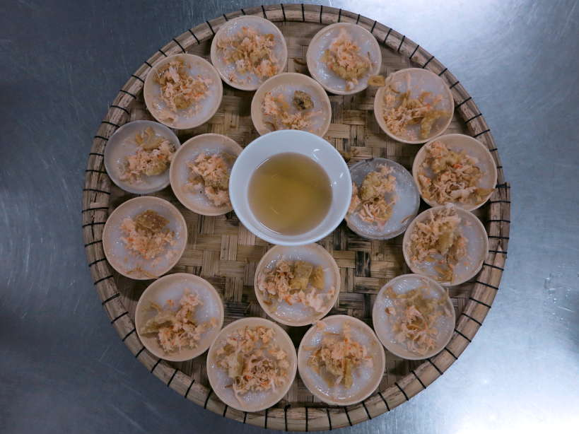 Bahn Beo Vietnamese Steamed Water Fern Rice Cakes by Authentic Food Quest