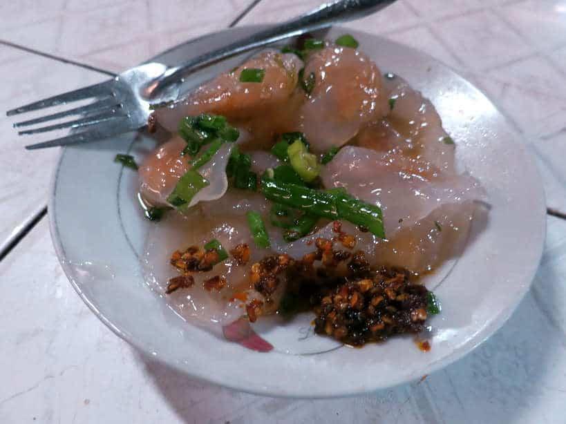 Banh Loc Hue Tapioca Dumplings by Authentic Food Quest