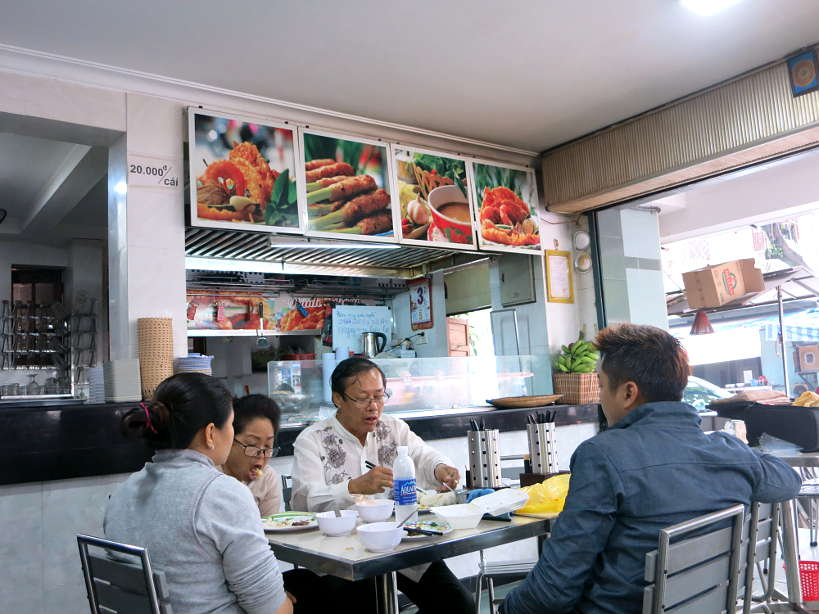 Banh Khoai Honh Mai best restaurant in Hue by Authentic Food Quest