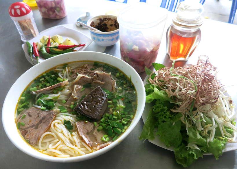 Bun Bo Hue Spicy Beef Noodle Soup Hue Cuisine by Authentic Food Quest