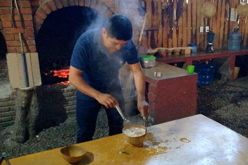 Caldo de Piedra Restaurant in Tule Oaxaca Region for Oaxaca food by Authentic Food Quest