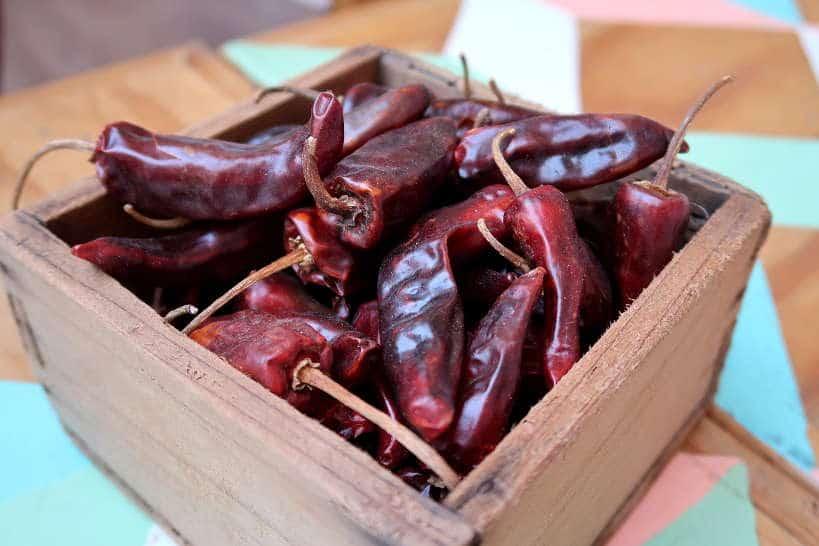 Chile Tabiche at Casa Taviche Oaxaca Restaurant by Authentic Food Quest