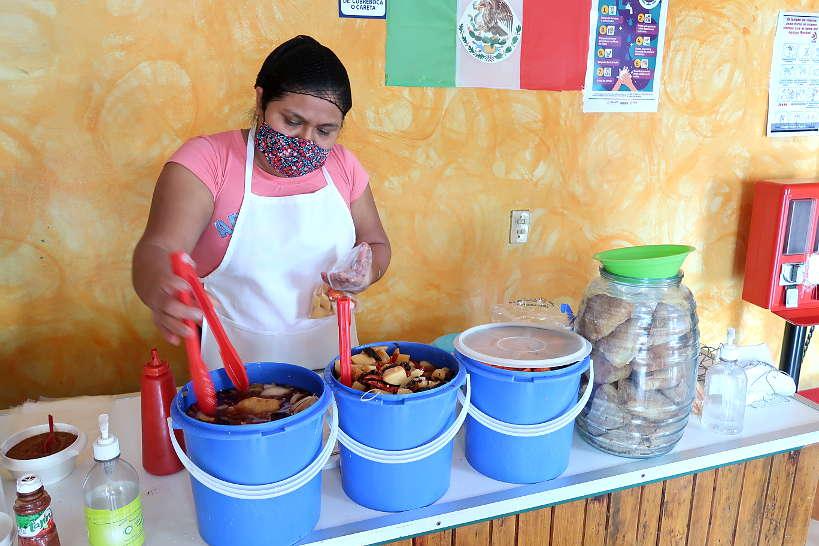 El Posito Oaxaca Street Food by Authentic Food Quest