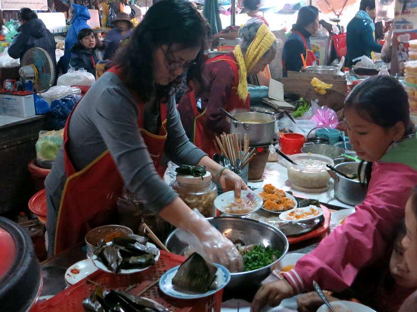 Hue Ben Ngu Market Hue Cuisine by Authentic Food Quest